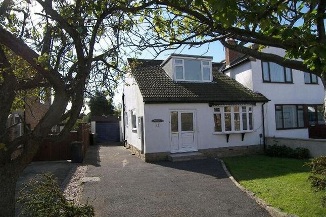 Thumbnail Semi-detached house to rent in Almsford Oval, Harrogate
