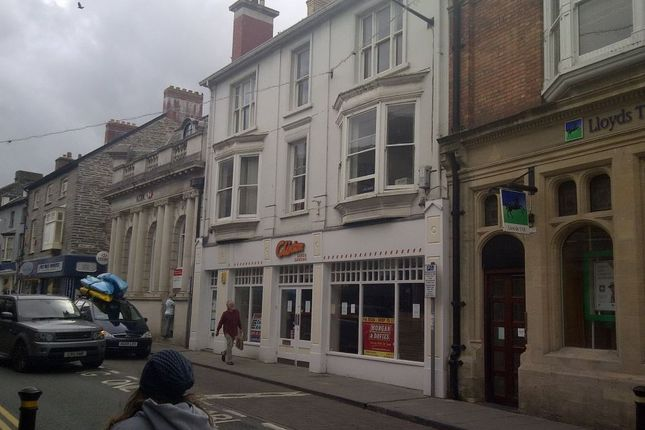 Commercial property for sale in 12/13 High Street, Cardigan