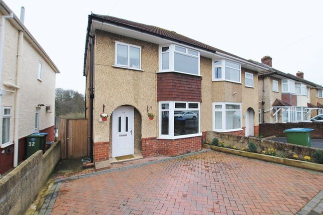 Thumbnail Semi-detached house for sale in Archery Grove, Southampton