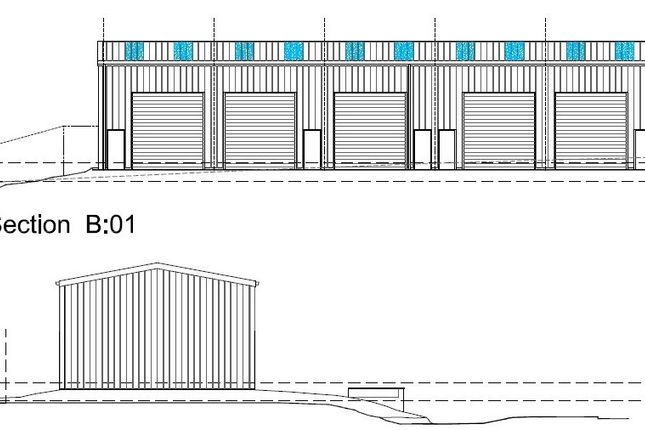 Thumbnail Light industrial for sale in Woodpecker Park, South Brent
