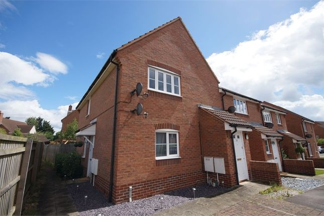 Thumbnail Flat for sale in Gloucester Avenue, Shinfield, Reading, Berkshire