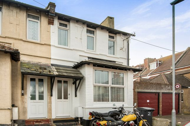 Thumbnail End terrace house for sale in Bridgeway, St. Leonards-On-Sea