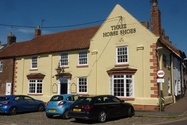 Thumbnail Flat for sale in Three Horseshoes, Brompton, Northallerton