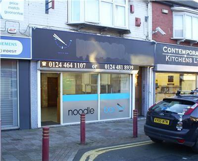 Thumbnail Retail premises to let in 67 Chester Road West, Deeside, Flintshire
