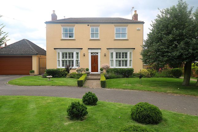 Detached house for sale in Queen Street, Epworth, Doncaster