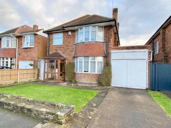 Thumbnail Detached house for sale in Grangewood Road, Wollaton, Nottingham, Nottinghamshire