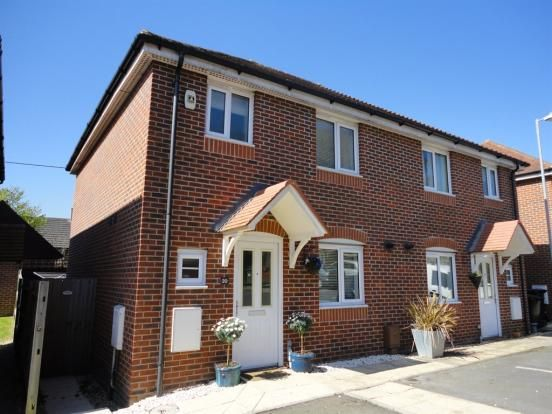 Thumbnail Semi-detached house to rent in Francis Copse, Colden Common, Winchester, Hampshire