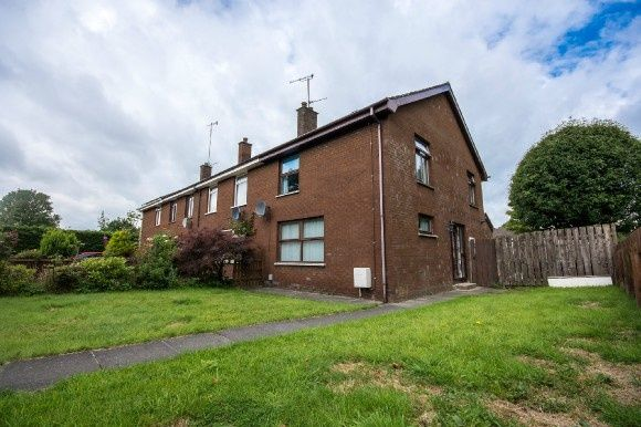 End terrace house for sale in Drumard Crescent, Ballinderry Upper, Lisburn
