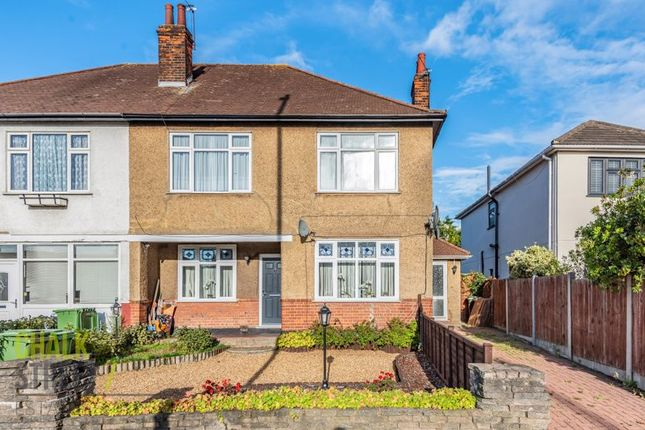 2 bed maisonette for sale in Southend Arterial Road, Hornchurch RM11
