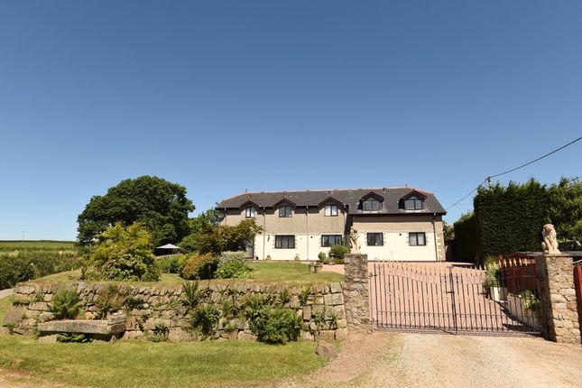 Thumbnail Detached house for sale in Menheniot, Liskeard
