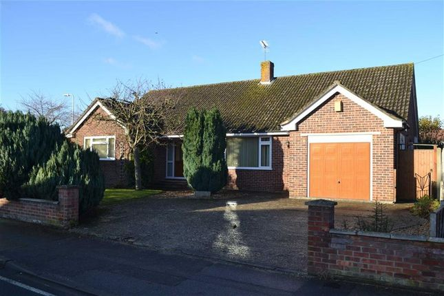 Thumbnail Detached bungalow for sale in Enborne Road, Newbury, Berkshire