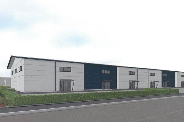 Thumbnail Industrial to let in Nuffield Road, St Ives