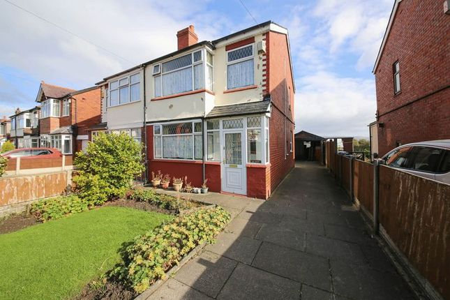 3 bed semi-detached house for sale in Willow Road, Beech Hill, Wigan