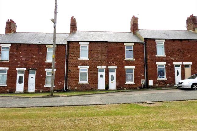 External of Baldwin Street, Easington Colliery, County Durham SR8