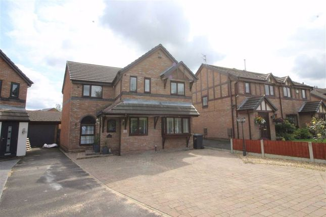 Thumbnail Detached house for sale in Bexhill Drive, Leigh, Wigan