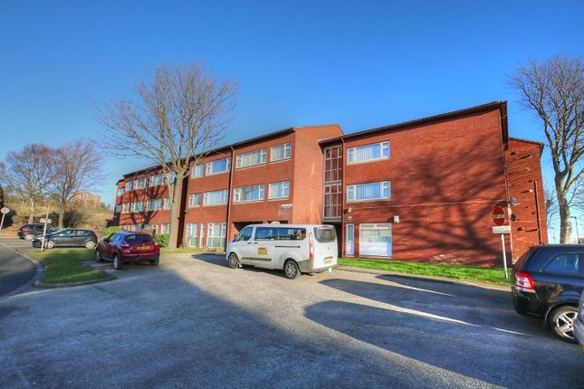 Thumbnail Flat for sale in Whitbeck Court, Newcastle Upon Tyne