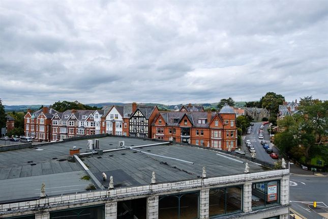 View From Lounge of 6B Sunnycroft, Princes Avenue, Llandrindod Wells LD1