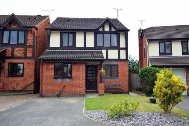 Thumbnail Property to rent in Turnberry Close, Shilpey View