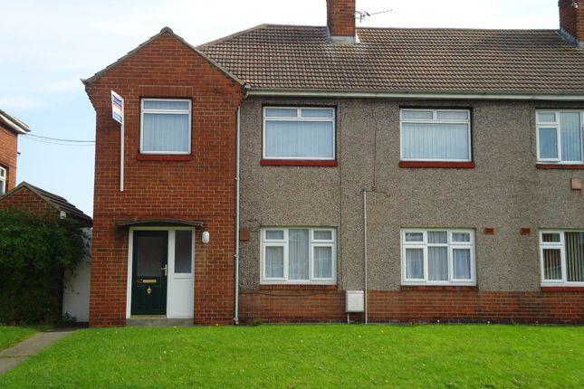 Thumbnail Flat for sale in Park Road, Ashington