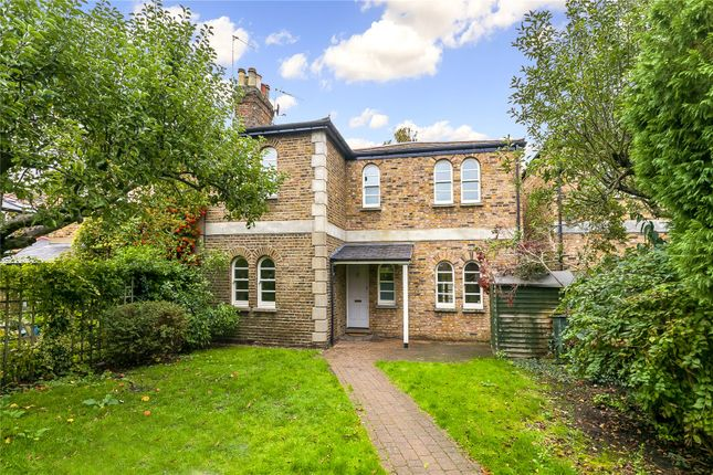 Thumbnail Semi-detached house to rent in Model Cottages, London