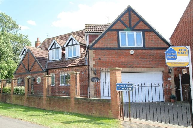 Thumbnail Detached house for sale in Bond Street, Hedon, East Riding Of Yorkshire