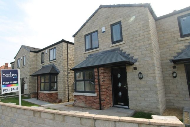 Thumbnail Semi-detached house to rent in Brierley Road, Shafton, Barnsley