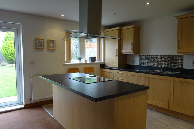 Thumbnail Town house to rent in Stafford Gardens, Maidstone