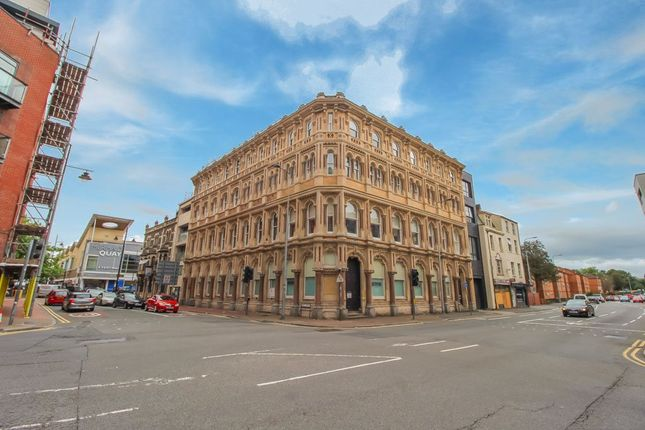 Thumbnail Flat for sale in The Bank, Bute Street, Cardiff Bay