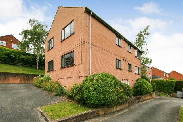 1 bed flat for sale in Burns Drive, Dronfield, Derbyshire