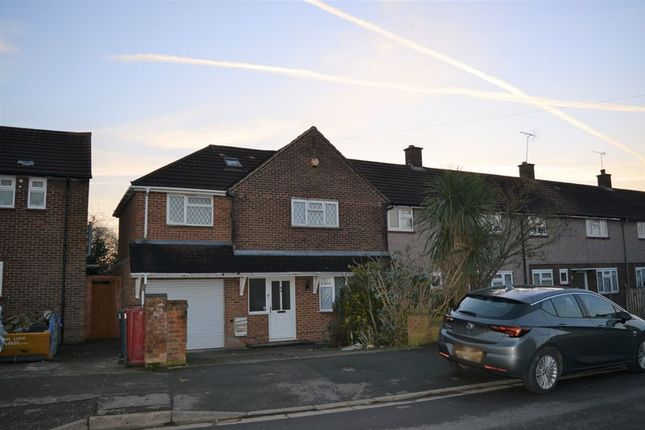 Thumbnail Semi-detached house to rent in Keel Drive, Cippenham, Slough