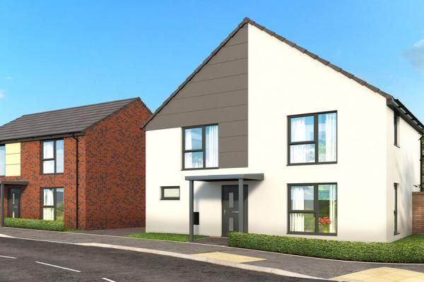 """Thumbnail Property for sale in """"The Fontanne At The Springs"""" at Campsall Road, Askern, Doncaster"""
