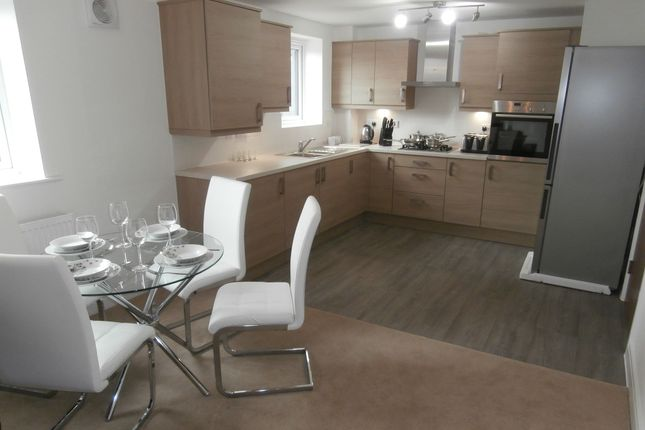 Thumbnail Flat for sale in Argyle Close, Wordsley, Stourbridge