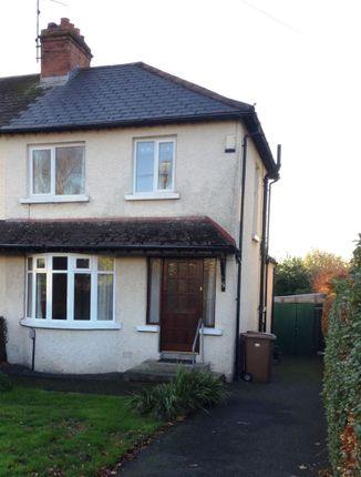 Thumbnail Semi-detached house to rent in Church Road, Newtownbreda, Belfast