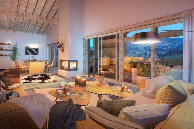 Thumbnail Apartment for sale in Les Gets - Le Hameau Du Rocher (4Bed) - Porte Du Soleil, Portes Du Soleil, Les Gets