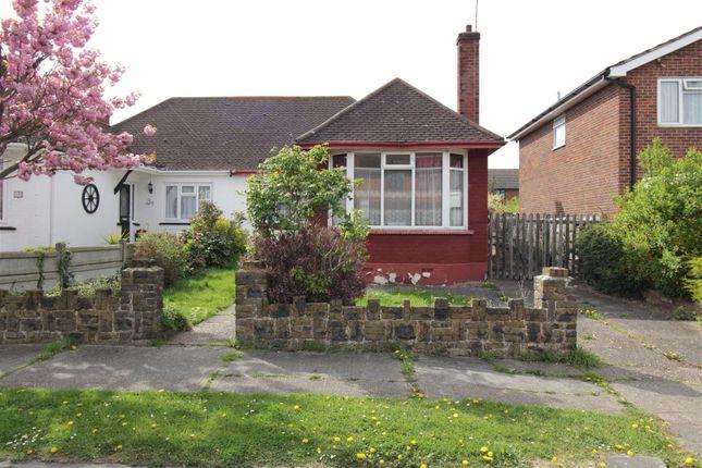 Thumbnail Semi-detached bungalow for sale in Albert Road, Benfleet