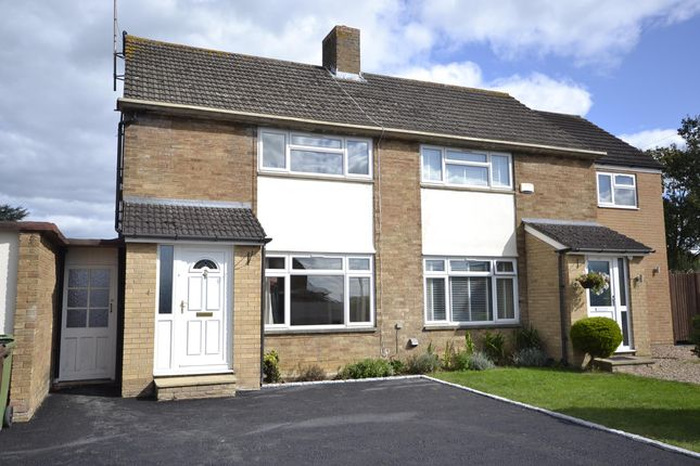 Thumbnail Semi-detached house to rent in Linworth Road, Bishops Cleeve