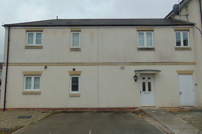 Thumbnail 2 bed flat to rent in Bryntirion, Llanelli