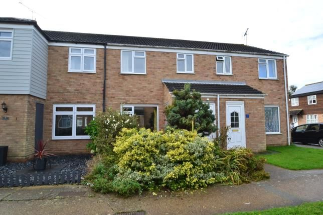 Thumbnail Terraced house for sale in Chelmsford, Essex, Uk