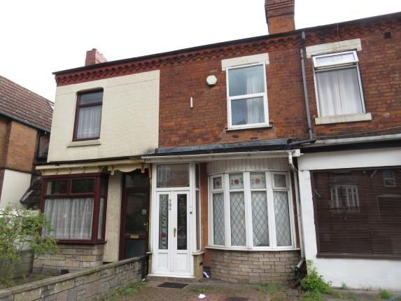 Thumbnail Terraced house for sale in Pershore Road, Selly Park, Birmingham, West Midlands