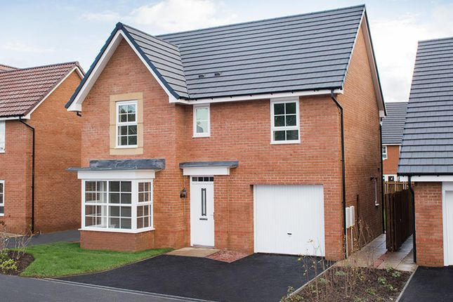 """Thumbnail Detached house for sale in """"Somerton"""" at Tenth Avenue, Morpeth"""