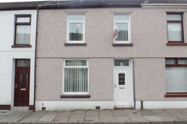 Thumbnail Terraced house for sale in Cromwell Street, Merthyr Tydfil
