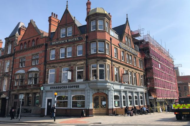 Thumbnail Hotel/guest house to let in Station Street, Nottingham