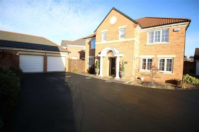 Thumbnail Detached house for sale in Clarence Drive, Darlington, Co Durham