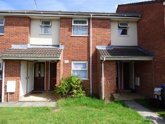 Thumbnail Flat for sale in Bulford Road, Durrington, Salisbury