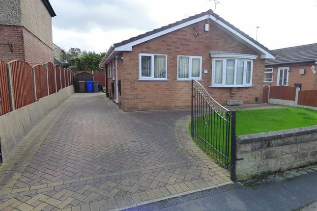 Thumbnail Detached bungalow to rent in Woodland Grove, Burslem, Stoke-On-Trent