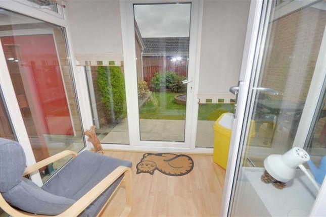 Conservatory of Copperfield Close, Sherburn In Elmet, Leeds LS25