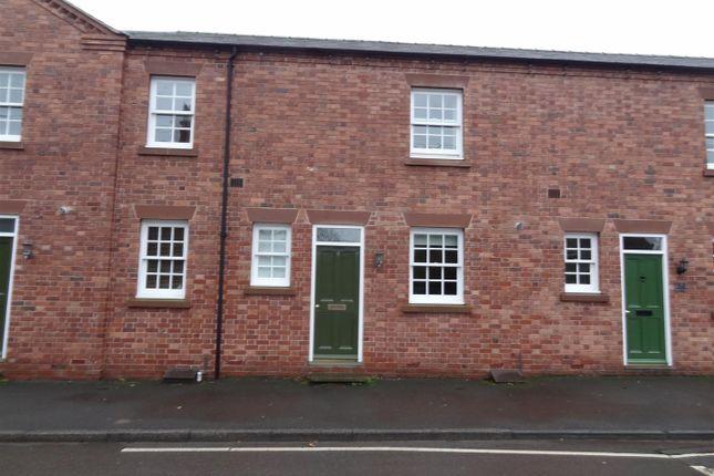 Thumbnail Town house to rent in Nightingale House, Eyton Lane, Baschurch