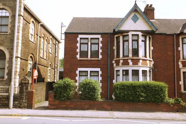 Thumbnail Flat for sale in Commercial Road, Port Talbot, Neath Port Talbot.
