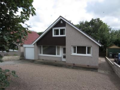 Thumbnail Detached house to rent in Deeside Gardens, Aberdeen