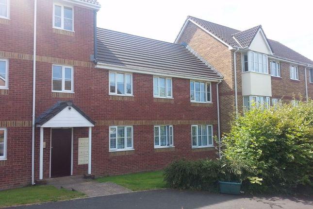 Thumbnail Flat to rent in Westacott Meadow, Barnstaple, Devon